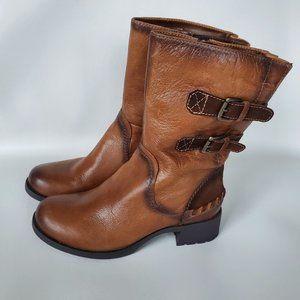 EARTH Hemlock Almond brown Leather 7
